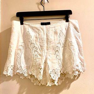 DOLCE VITA Silk Lined Shorts